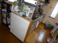既存食洗乾燥機