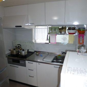タカラスタンダード木製システムキッチン『フェスカ』へリフォーム!札幌マンション