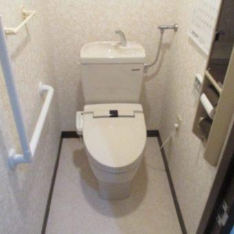 札幌市中央区マンション タカラトイレティモニFへリフォーム