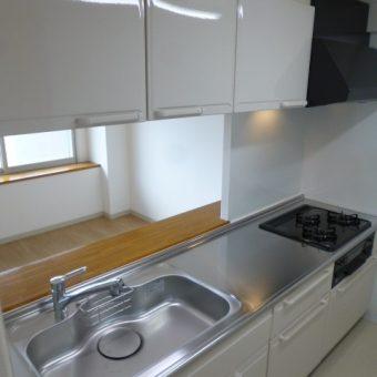 タカラのシステムキッチン『エーデル』へ、丈夫で長持ちキッチン!札幌市