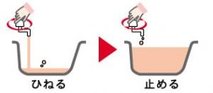 電気温水器湯沸し 簡単操作