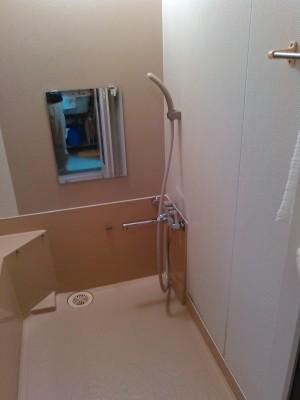 浴室コーキング打ち直し