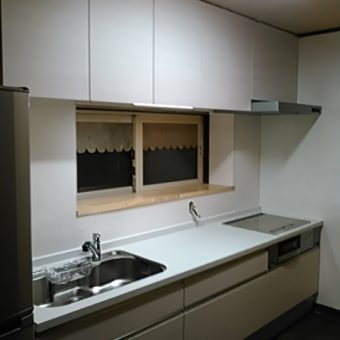 ハウステックのシステムキッチン『ラヴィー』で上質なキッチン空間を!札幌市