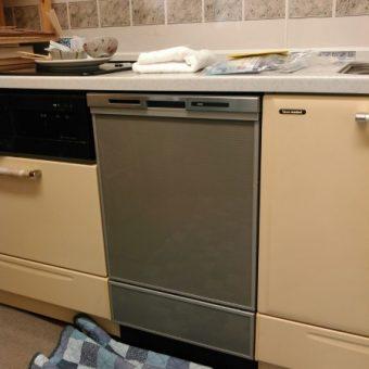 パナソニック深型大容量エコナビ搭載食洗機で家事も楽しく!札幌市