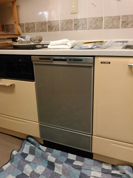 パナソニックエコナビ(ECONAVI)搭載/ビルトイン食器洗い乾燥機深型大容量(DEEP)タイプ