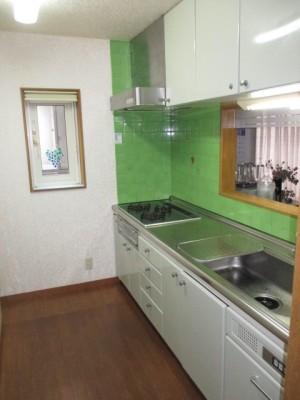 既存キッチン29