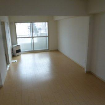 和室とダイニングを繋げて、広々ワンルームへ 札幌市