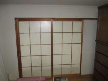 和室の扉交換