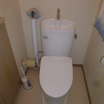 札幌市 TOTO『ピュアレストEX』快適で気持ちのいいトイレ空間へリフォーム!トイレリフォーム施工事例