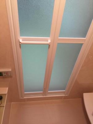 浴室入口ドア・ドア枠交換