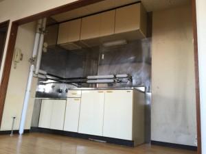 既存キッチン26