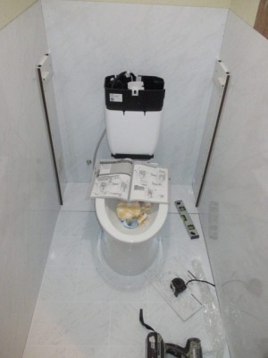 TOTOトイレ『レストパル』