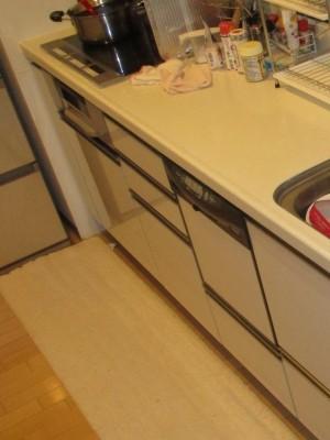 既存食器洗い乾燥機