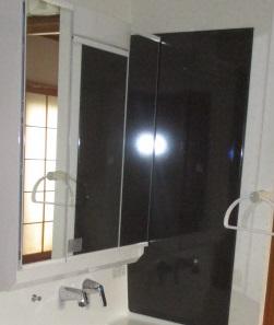ホーロークリーン洗面パネル11