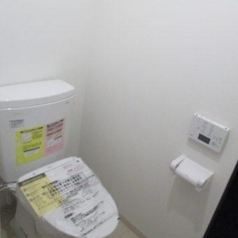 TOTO『ピュアレストQR』にリフォームでキレイが続く快適トイレへ!札幌市