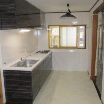 タカラ木製システムキッチン『グレーシア』でシンプルリフォーム!札幌市