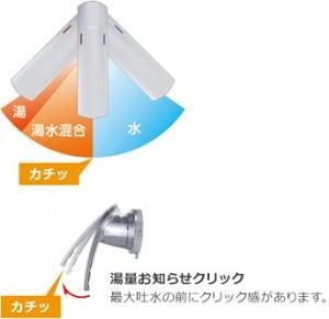節湯C1対応水栓
