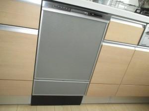 パナソニック食器洗い乾燥機ディープタイプエコナビ搭載機種へ交換!札幌市