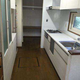 タカラ『オフェリアR』で収納タップリ快適システムキッチンへ!札幌市