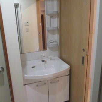 リーズナブルなホーロー洗面化粧台でいつまでもきれい空間!札幌市
