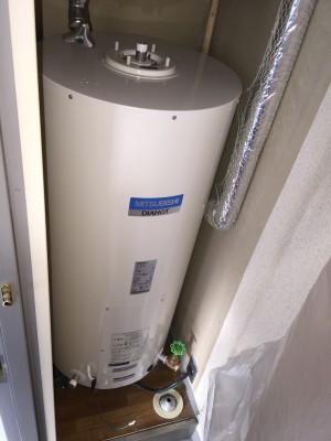 電気温水器設置