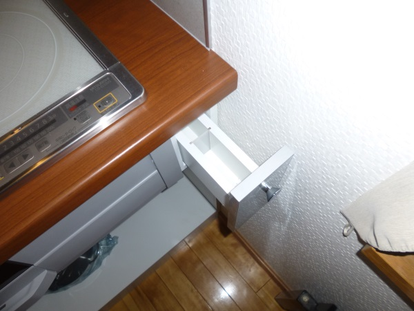 オーダーL型システムキッチン4