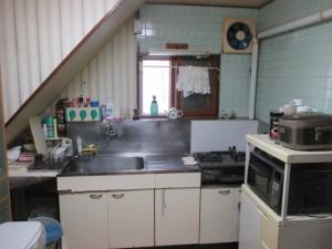 既存キッチン11