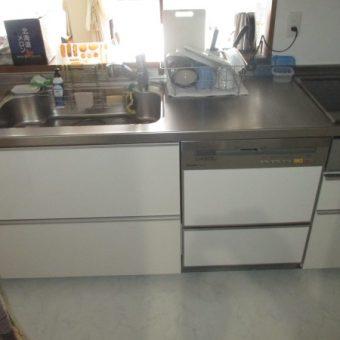 パナソニック食器洗い乾燥機新規設置で家事快適に!札幌市