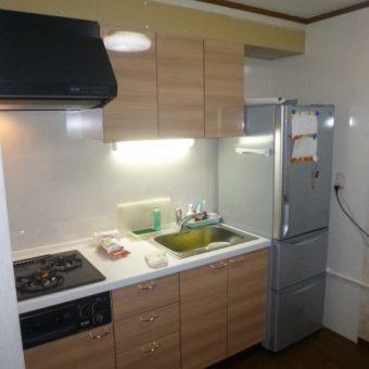 使いやすく利便性アップのオーダーシステムキッチン 札幌市
