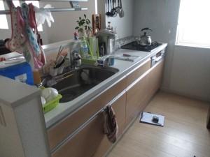 既存キッチン8