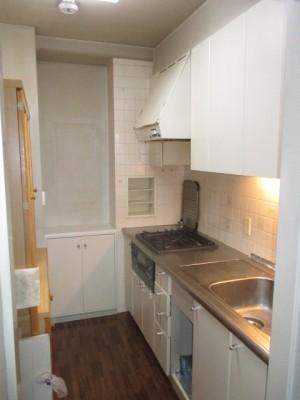 既存キッチン45