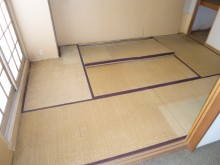 施工前和室3