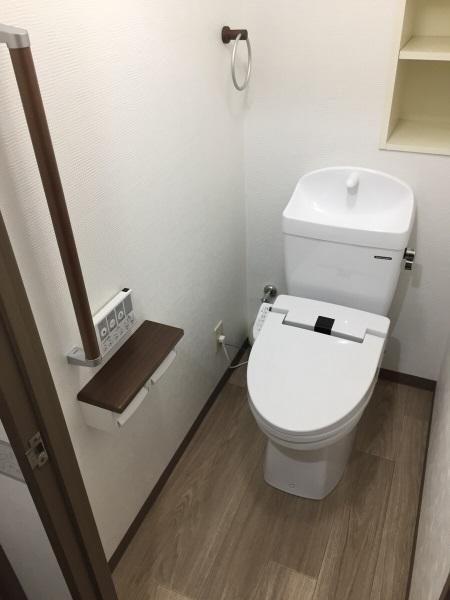 タカラスタンダードトイレ