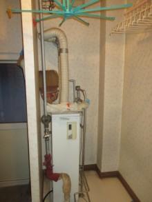 置きタイプ給湯器 (2)