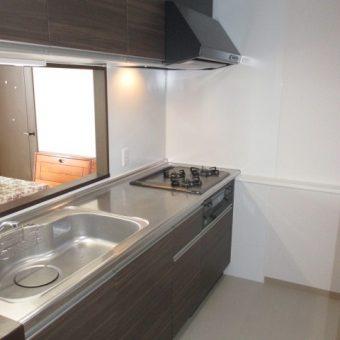 タカラのマンションリフォーム向けシステムキッチン『グレーシア』へリフォーム!札幌市