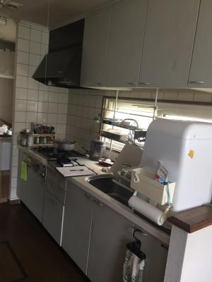 既存キッチン30