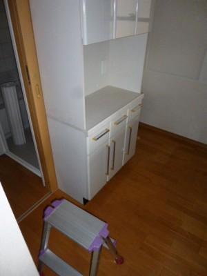 既存食器棚7