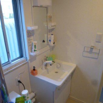 ユーティリティ、洗面化粧台リフォームでスッキリ空間へ!札幌市