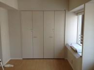 洋室2室を1室にリフォーム 札幌市