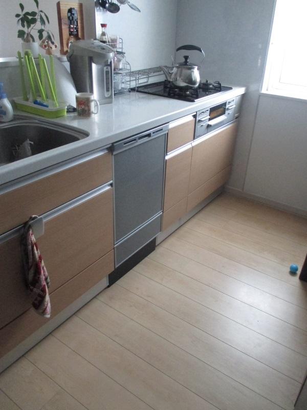 パナソニック製食器洗い乾燥機(品番:NP-45MD7S)