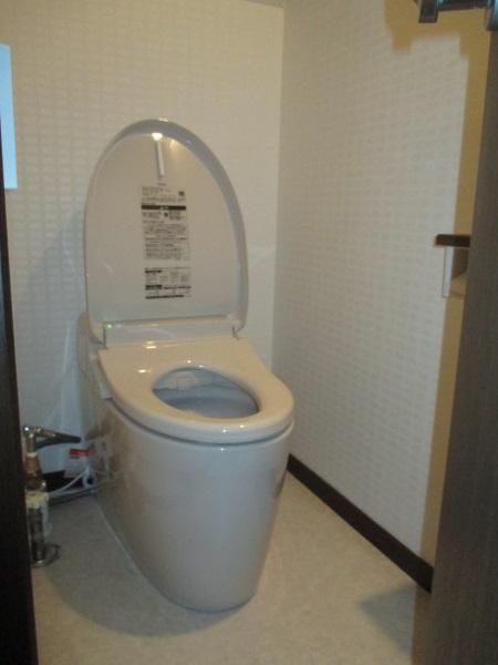 TOTOトイレ『ネオレスト』