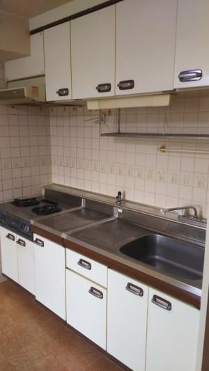 既存キッチン46