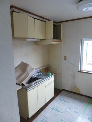 既存キッチン6