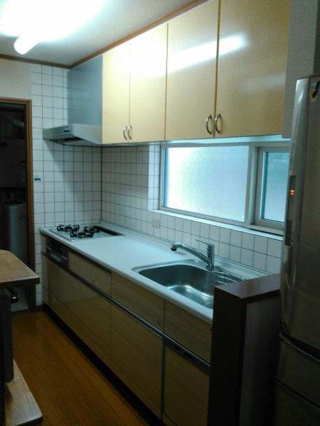 タカラスタンダード 木製システムキッチン『グレーシア(GRACIA)』