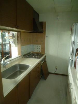 既存キッチン65