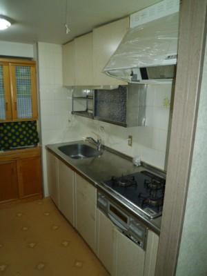 既存キッチン73