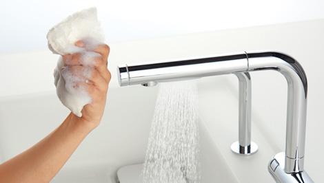 TOTO システムキッチン タッチスイッチ水栓