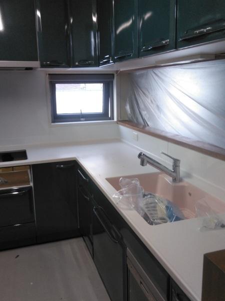3施工後キッチン