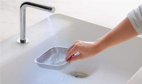 TOTO システムキッチン きれい除菌水
