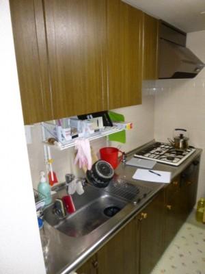 既存キッチン50